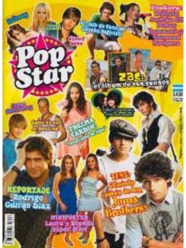 REVISTA POP STAR